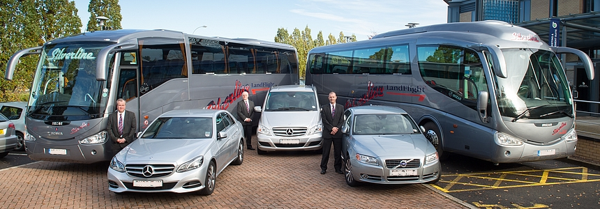 Executive Coach Hire Birmingham