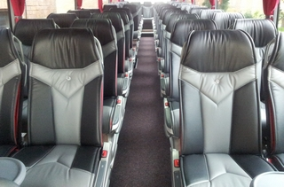 Executive coach hire coventry